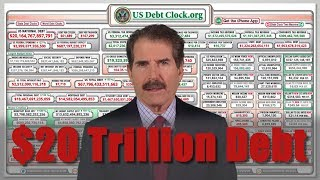 $20,000,000,000,000 in debt and rising