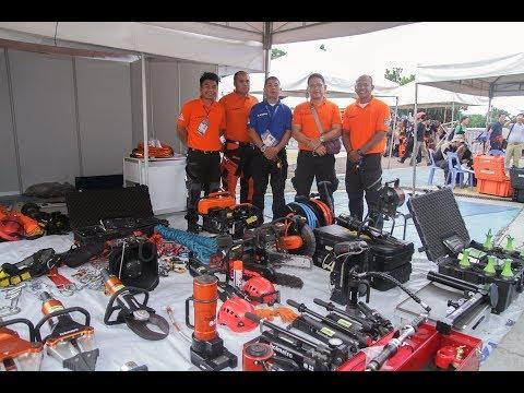 [UNTV]  Makabagong kagamitan sa rescue operations tampok sa 3rd Rescue Summit