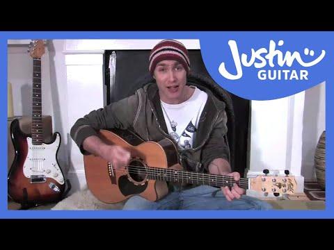Rhythm Guitar Basics 2 (Guitar Lesson BC-146) Guitar for beginners Stage 4