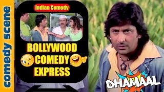 Arshad Warsi Comedy {HD}  Bollywood Comedy Express  Dhamaal Comedy Scenes  Indian Comedy