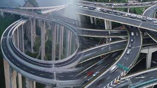 China's Mega Highways