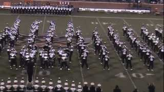 Ohio University Marching 110 - Creatures for a While - 311