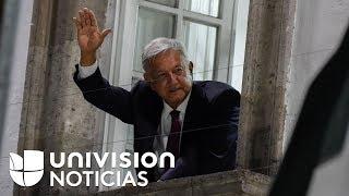 López Obrador se convierte en presidente de México en su tercer intento