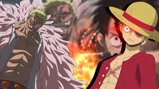 One Piece AMV  Luffy Vs Doflamingo   From The Inside