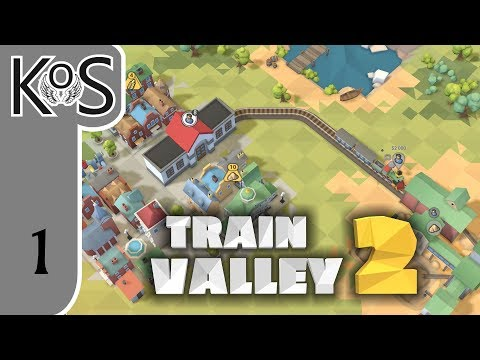 Gameplay de Train Valley 2