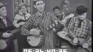 Stringbean, Earl Scruggs and the boys - Herding Cattle
