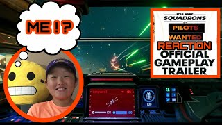 Star Wars: Squadron Official GamePlay Trailer REACTION