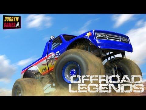Offroad Legends - Universal - HD Sneak Peek Gameplay Trailer
