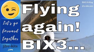 Bix3 Rc Plane (Bixler 3 Glider HobbyKing) - Great Beginner RC Plane Ep3 2020