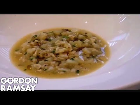 Casamia's Potato Risotto – Ramsay's Best Restaurant   Final – Gordon Ramsay