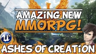 Ashes Of Creation: MMORPG Overview