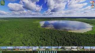 Виртуальные туры с воздуха от студии TVS.aero
