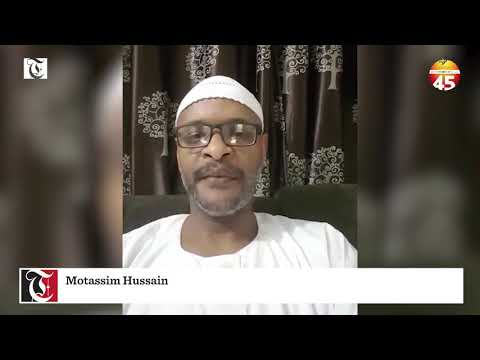 Mr. Motassim Hussain on Times of Oman's 45th year anniversary