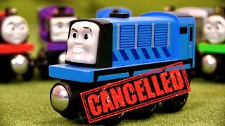 """Cancelled """"My Custom Diesel"""" Engine Review   Thomas Wooden Railway Discussion #99"""