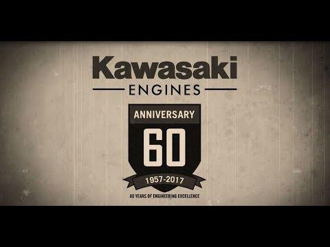 Kawasaki Anniversary Timeline
