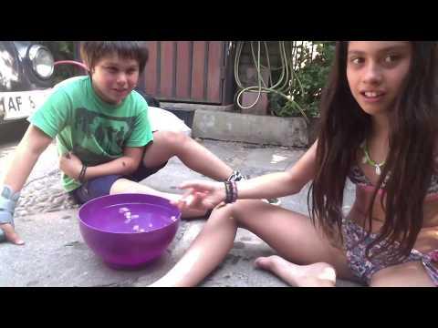 Ice ice baby mas ice bucket challenge