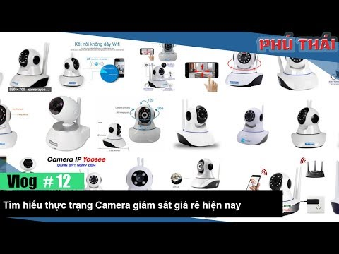 Camera Bóng Đèn Yoosee 360 Panoramic - Hướng dẫn cài đặt và sử dụng