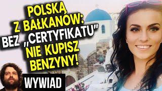 """Polka z Bałkanów: Bez """"Certyfikatu"""" Nie Kupisz Nawet Benzyny i Chleba – Słowenia Wywiad Analiza Ator"""