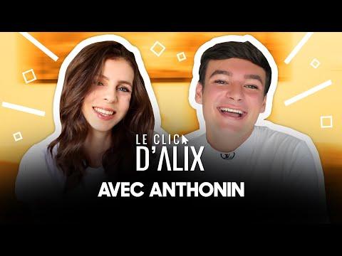 L'INTERVIEW D'ANTHONIN #LeClicDAlix w/ @Anthonin