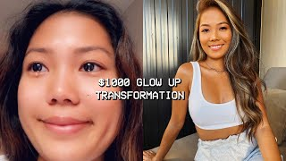 NEW YEAR, NEW ME~ $1,000 GLOW UP TRANSFORMATION
