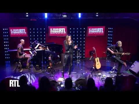 Carla Bruni - J'arrive à toi en live dans le Grand Studio RTL - RTL - RTL