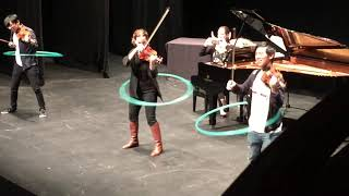 Paganini 24 Hula Hoop (with Hilary Hahn)