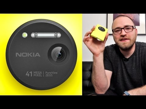 Megapixel Madness! (Nokia Lumia 1020 Unboxing & Camera Test)