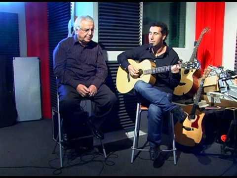 hqdefault - Serj Tankian con su padre cantando un tema en armenio
