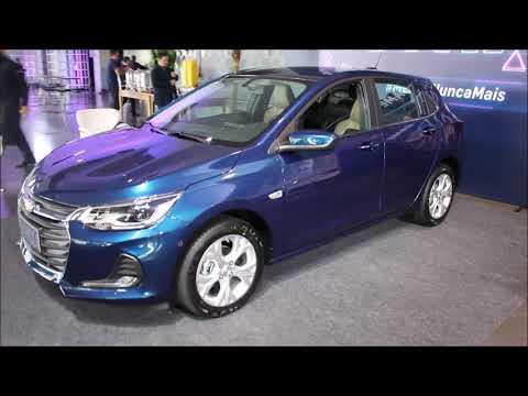 Novo Onix 2020 Hatch Turbo concorre com Polo e Yaris  (preço, consumo) - www.car.blog.br