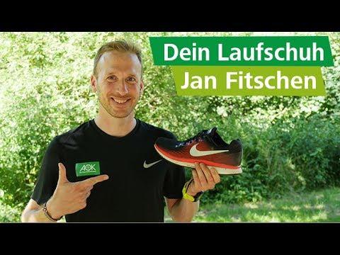 Laufschuhe kaufen – Tipps von Jan Fitschen