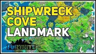 Shipwreck Cove Landmark Fortnite Chapter 2