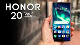 Honor 20 Pro - Insane Midrange Offering!
