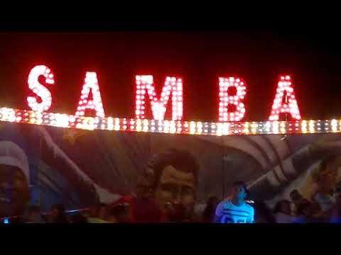 Final de ano em Barreiros, parque samba.