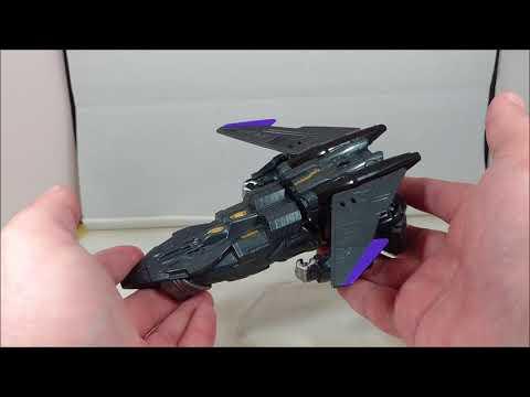 Chuck's Reviews Transformers The Last Knight Allspark Tech Megatron