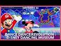 Dance Dance Revolution Disney Dancing Museum nintendo 6