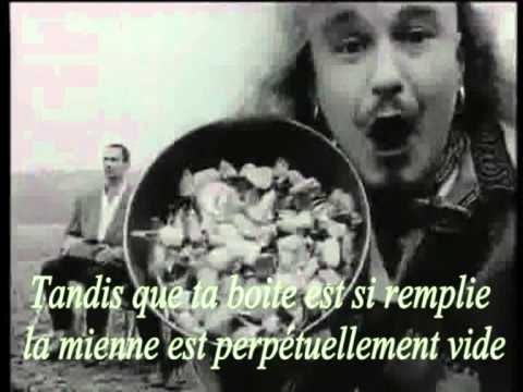 Skyclad - Inequality Street sous titres français online metal music video by SKYCLAD