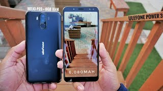 Ulefone Power 3 Review | Good Performance & Great Battery Life