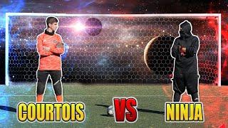 COURTOIS VS NINJA - Scontro EPICO FINALE