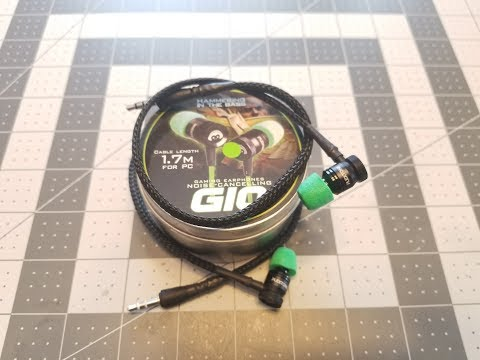 PlexTone Goggle Bud Build And Giveaway