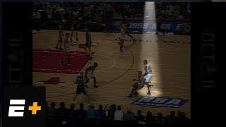 Kobe Bryant analyzes film of Scottie Pippen's defense | 'Detail' Excerpt | ESPN