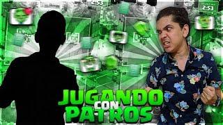 NUEVA DINAMICA VS PATROCINADORES!! GANA $$ FACIL 😱 RATA OP! MINI STREAM 😱🤑