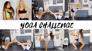 Yoga Challenge With Hannah