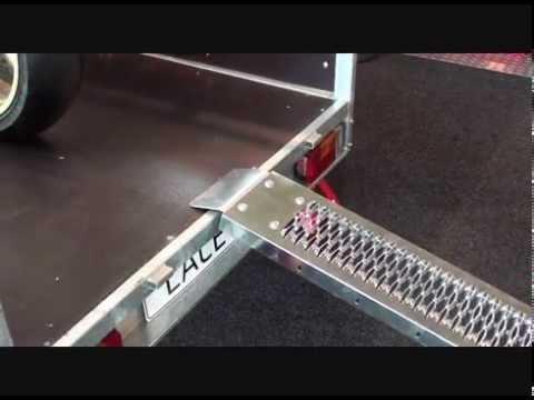 Auffahrrampe Motorrad - Auffahrrampe Stahl von Powerplustools- Auffahrrampe Schubkarre L  190 cm