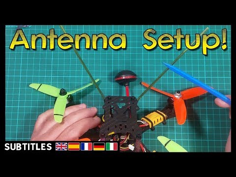 Antenna Tube Setup