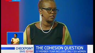 Marilyn Kamuru: We expected nine women in the list of CSs,so this cabinet is unconstitutional