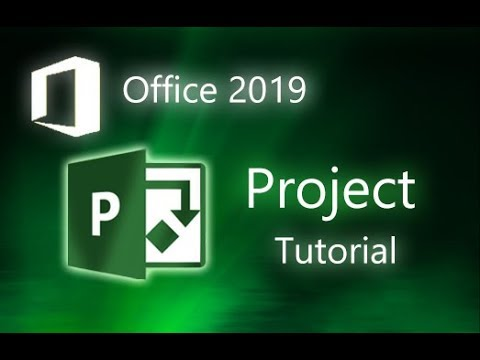 Microsoft Project Professional 2019 - Full Tutorial for Beginners [+ ...