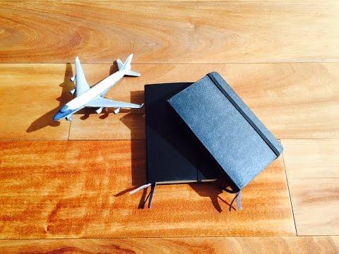 Moleskine City Notebook Review (New York & Paris)