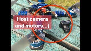 Fpv drone epic FAIL