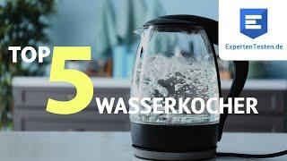 Wasserkocher Test 2021 - Die besten Wasserkocher im Vergleich