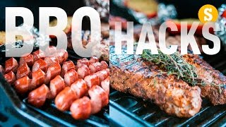 6 Awesome BBQ Hacks!